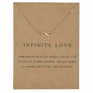 Infinite Love Pendant Necklace